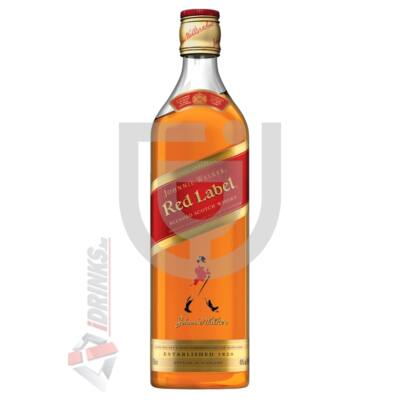 Johnnie Walker Red Label Whisky [1L|40%]
