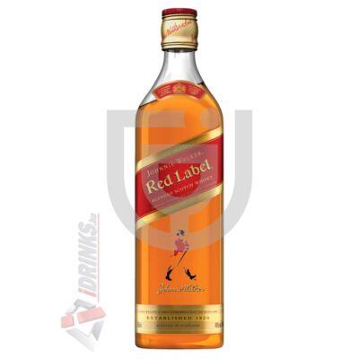 Johnnie Walker Red Label Whisky [0,7L|40%]