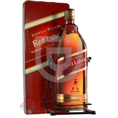 Johnnie Walker Red Label Whisky [4,5L|40%]