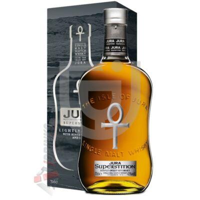 Jura Superstition Whisky [0,7L|43%]