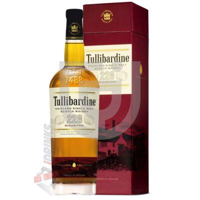 Tullibardine 228 Burgundy Finish Whisky [0,7L 43%]