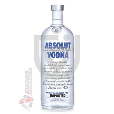 Absolut Blue Vodka [1L|40%]