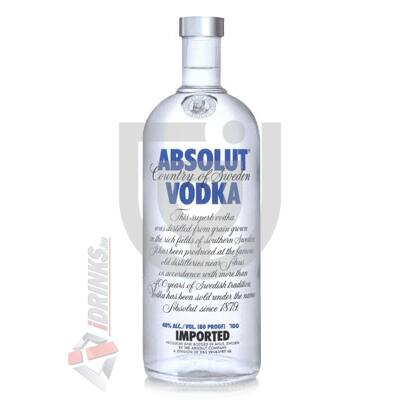 Absolut Blue Vodka [0,7L|40%]