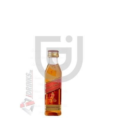 Johnnie Walker Red Label Whisky Mini [0,05L 40%]
