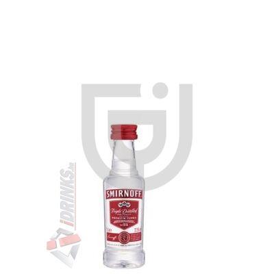 Smirnoff Red Vodka Mini [0,05L|37,5%]